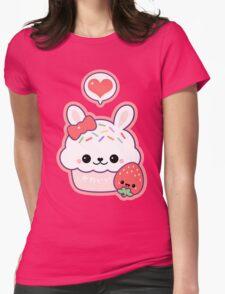 Cute Bunny Cupcake T-Shirt