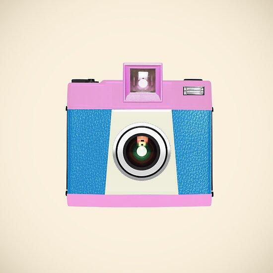 retro camera collection by naphotos