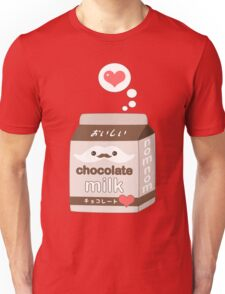 Cute Chocolate Milk Unisex T-Shirt