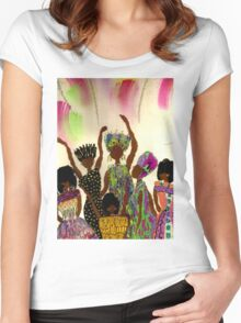 Tapestry Women's Fitted Scoop T-Shirt