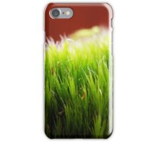 Moss and Grass iPhone Case/Skin