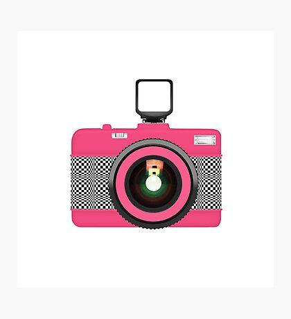 toy camera Photographic Print