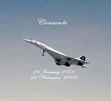 Concorde iPad by Catherine Hamilton-Veal  ©