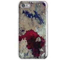 Abstract #1 iPhone Case/Skin