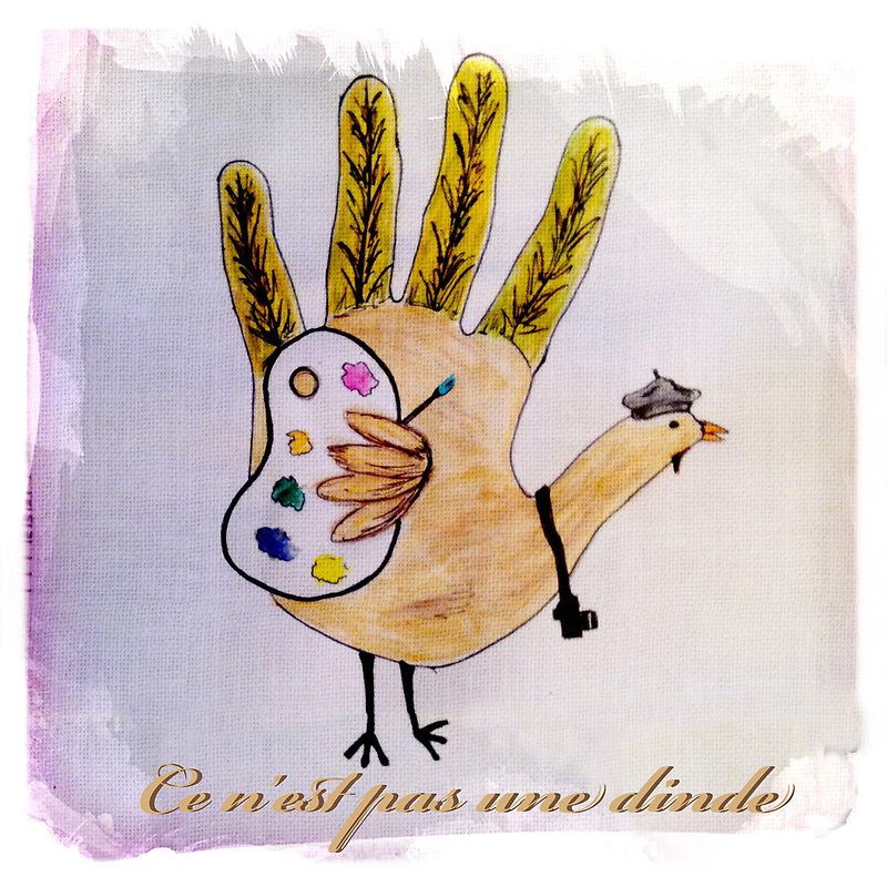 This is not a turkey by zamix