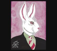 Well Dressed Bunny by ArtByKevG