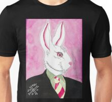 Well Dressed Bunny Unisex T-Shirt