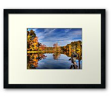 Photographers Point Of View  Framed Print