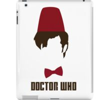 Who the Dr Movie  iPad Case/Skin
