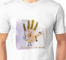 This is not a turkey Unisex T-Shirt