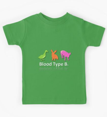 TYPE B Kids Tee