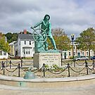 Gloucester's Fisherman's Memorial by Jack Ryan