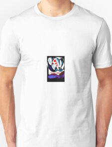 Colorful Digital Abstract  T-Shirt