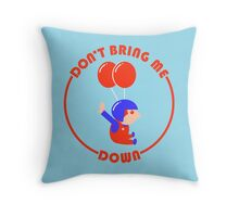 Balloon Fight Throw Pillow