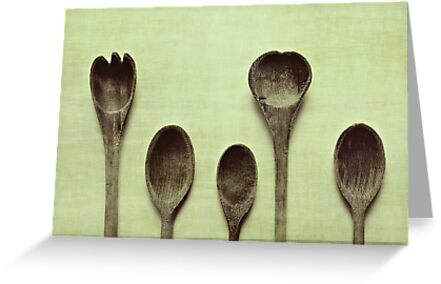Spoons by Anne Staub