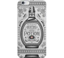 Legend of Zelda Red Potion Geek Line Artly iPhone Case/Skin