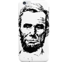Abe phone iPhone Case/Skin