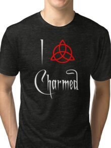 I (triquetra) Charmed Tri-blend T-Shirt