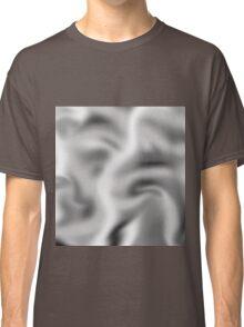 Grey Pattern Classic T-Shirt