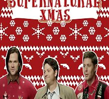 Supernatural Christmas by thescudders