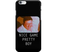 Nice Game Pretty Boy iPhone Case/Skin