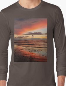 Sunset Cumbria Long Sleeve T-Shirt