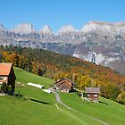 AUTUMN IN THE SWISS MOUNTAINS by mc27