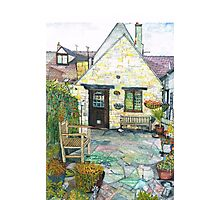 Woodbine Cottage Winchcombe Photographic Print