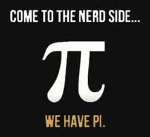 We Have Pi. by Shahram Saadat