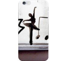 A Bailarina do Sótão – Studies iPhone Case/Skin