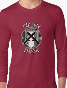 Riften Thane Long Sleeve T-Shirt