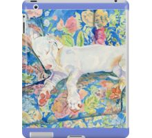 Zoe the Great Dane Pup #2 iPad Case/Skin