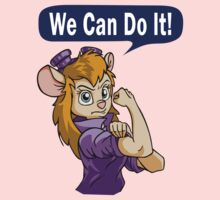 We Can Do It One Piece - Long Sleeve