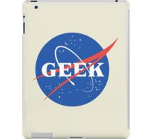 Space Geek iPad Case/Skin