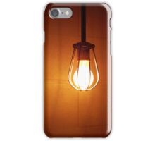 Caged Fire iPhone Case/Skin