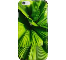 Garden Fan iPhone Case/Skin
