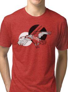 Hawk Tri-blend T-Shirt