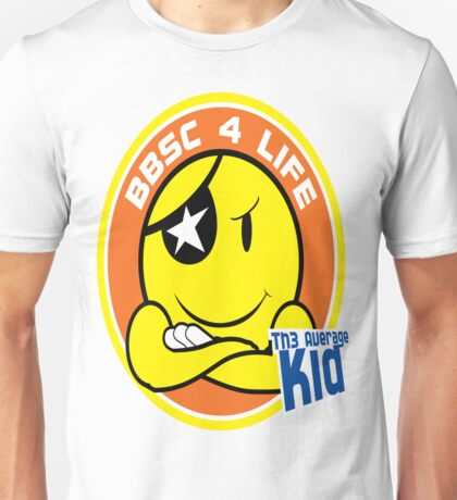 Th3AverageKid BBSC 4 Life Unisex T-Shirt