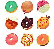donutss by tsunamidere