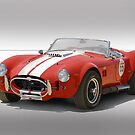 1965 Shelby Cobra by DaveKoontz