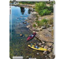 River Run iPad Case/Skin