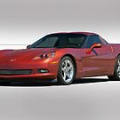 2005 Corvette Coupe/Studio by DaveKoontz