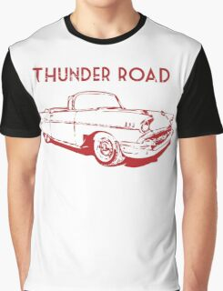 Thunder Road Graphic T-Shirt