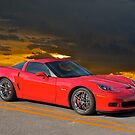 2009 Corvette Coupe by DaveKoontz