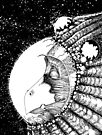 Tamsin Awakens Inks by Pete Janes