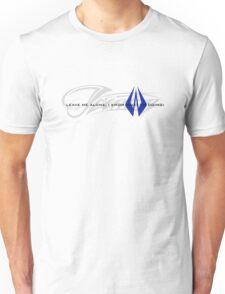 Kimi Raikkonen - I Know What I'm Doing! - Iceman - Finnish Colours Unisex T-Shirt