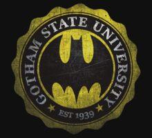 Batman - Gotham State University 2 by Victor-Velocity