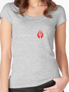 Kimi Raikkonen - I Know What I'm Doing! - Helmet Colours Women's Fitted Scoop T-Shirt
