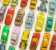 Toy Cars by Cassia Beck