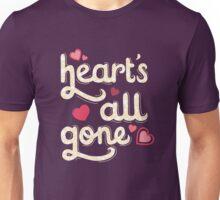 Heart's All Gone Unisex T-Shirt